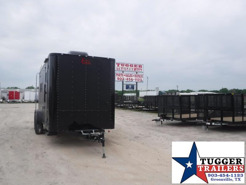 2021 Cargo Craft 7x18 18ft Jeep Off Road Toy Side ATV UTV Hunt Enclosed Cargo Trailer
