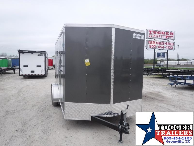 2021 Haulmark 7X16 16FT Utility Work Side Move Toy Tool Bike Enclosed Cargo Trailer