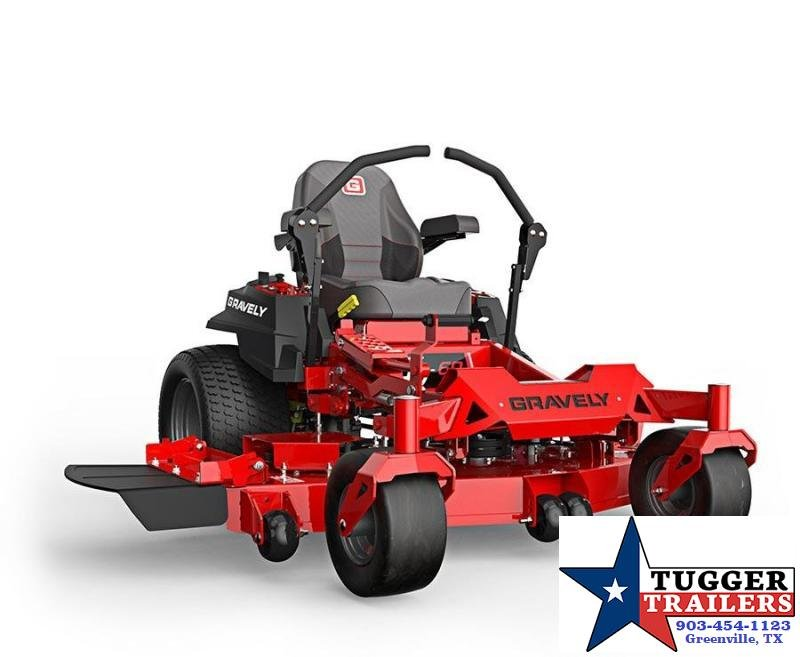 2020 Gravely ZT HD 44 Residential Zero Turn Landscape Lawn Mowers