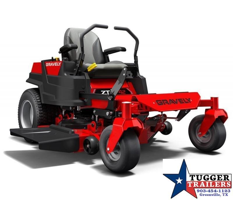 2020 Gravely ZTX 42 Zero Turn Mower Landscape Lawn Equipment