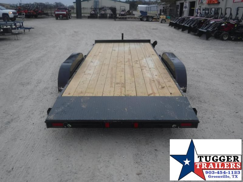 2021 Diamond C Trailers 18x83 GTF Flatbed Auto Mobile Hauler Utility Car / Racing Trailer