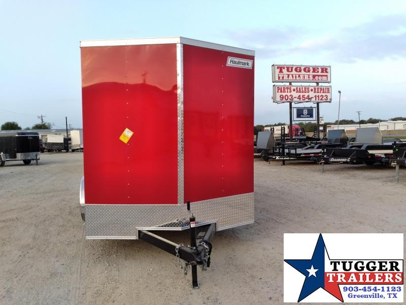 2021 Haulmark 7x14 14ft Passport Ramp Utility Box Toy Side ATV Enclosed Cargo Trailer