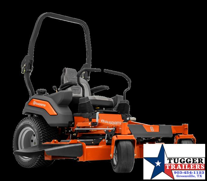 2020 Husqvarna ZTR Z448 Riding Tractor Zero Turn Landscape Lawn Mowers