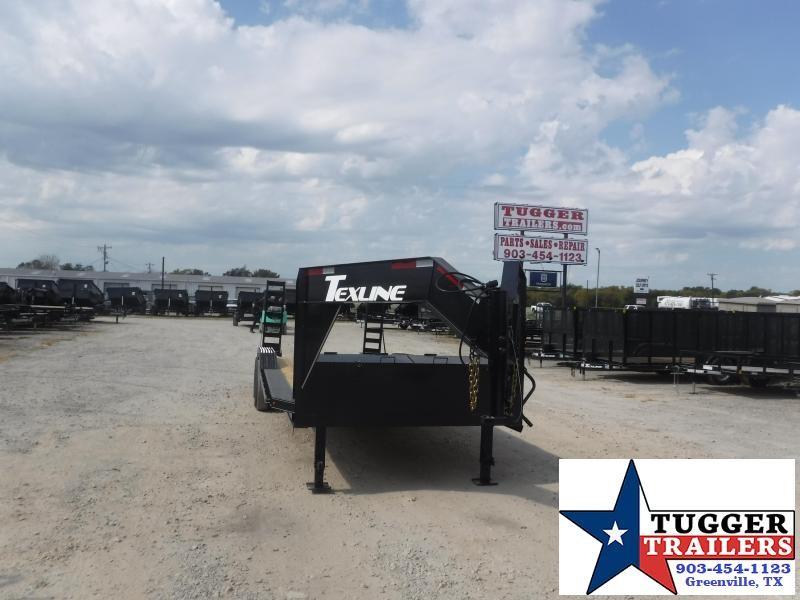 2021 TexLine 102x24 Bobcat Equipment Trailer