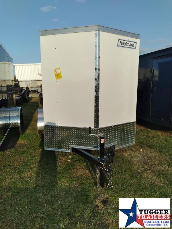 2021 Haulmark 5x10 Sport Move Storage Work Enclosed Cargo Trailer