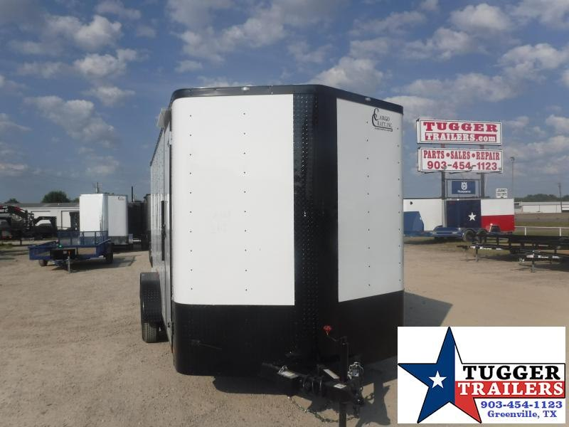 2020 Cargo Craft 7x14 14ft Utility Box Sport Move Toy Work Office Enclosed Cargo Trailer