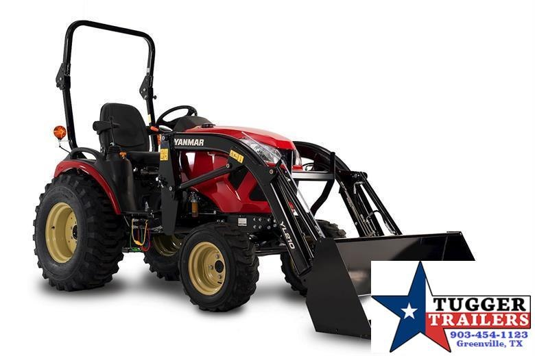 2021 Yanmar SA424 Tractor