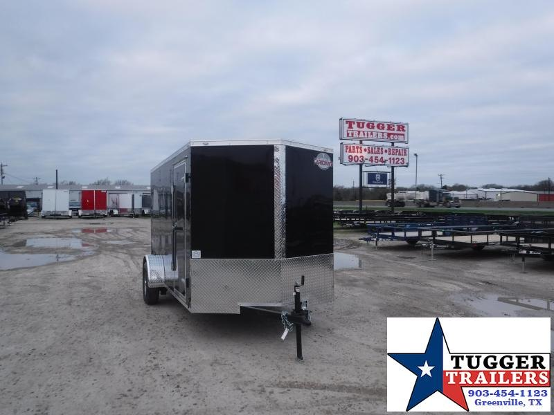 2021 Cargo Mate 6x12 12ft Utility Work Tool Bike Move Travel Camp Enclosed Cargo Trailer