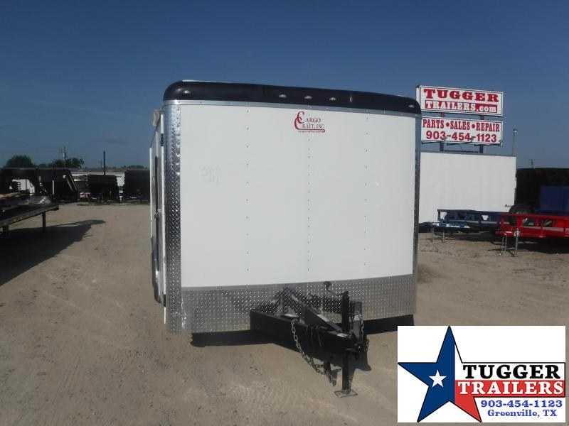 2020 Cargo Craft 8.5x16 16ft Enclosed Cargo Auto Mobile Classic Car / Racing Trailer