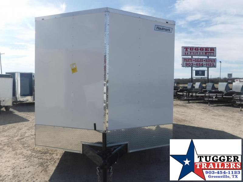2021 Haulmark 8.5x20 20ft Utility Sport Tailgate Tool Landscape Enclosed Cargo Trailer