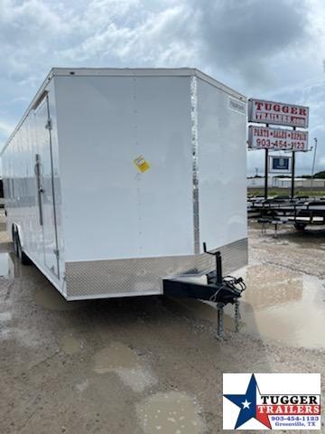 2021 Haulmark Enclosed 8.5x20 Enclosed Cargo Trailer