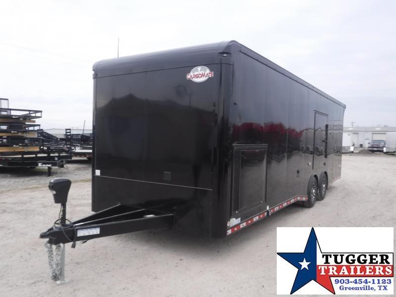 2021 Cargo Mate 8.5x28 28ft Enclosed Cargo Auto Mobile Classic Car / Racing Trailer