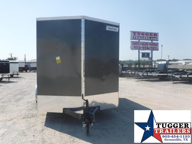 2021 Haulmark 7x14 14ft Passport Utility Box Toy Tailgate Move Enclosed Cargo Trailer