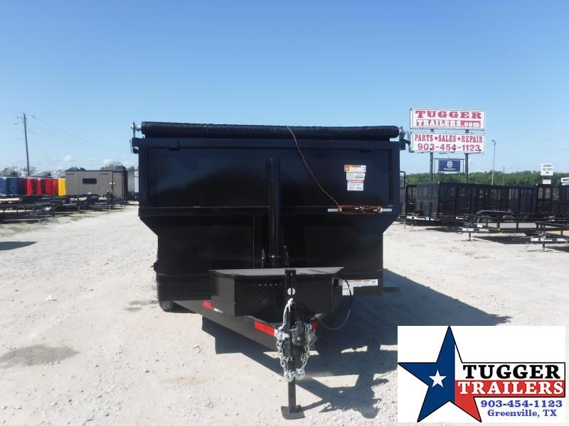 2021 Texas Pride Trailers 7x14x4 Dump Trailer