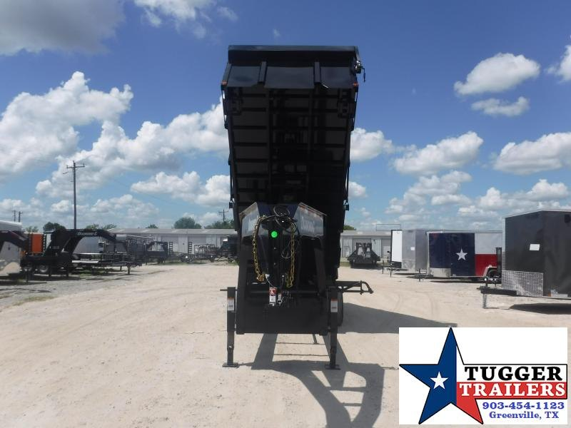 2020 Diamond C Trailers 96x20 20ft WDT Heavy Duty Equipment Construction Dump Trailer
