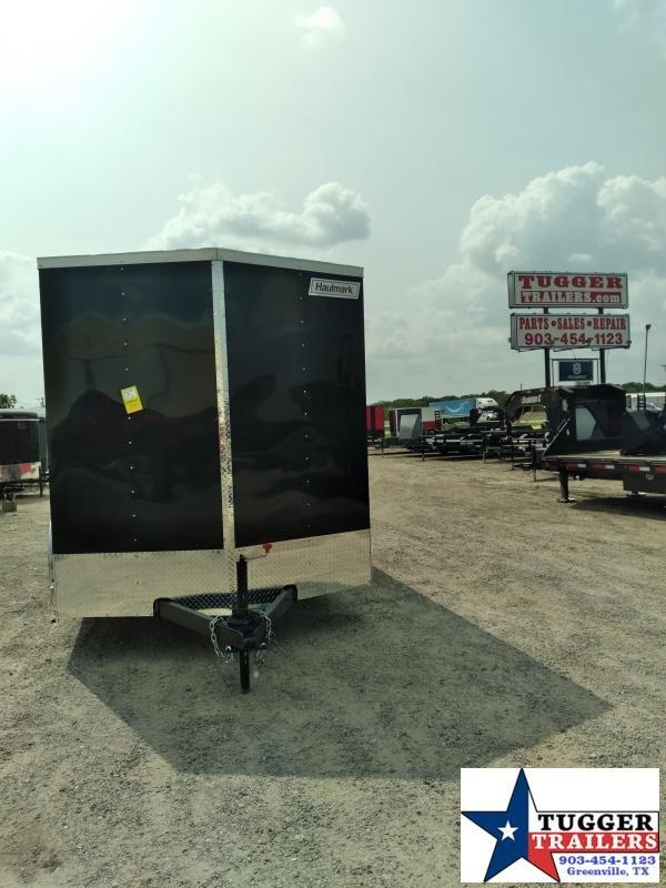 2021 Haulmark 7x14 14ft Passport Utility Work Lawn Landscape Enclosed Cargo Trailer