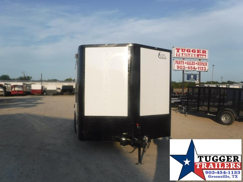 2020 Cargo Craft 8.5x16 16ft Black Out Toy Side Move Travel Camp Enclosed Cargo Trailer