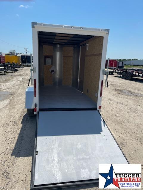 2021 Cargo Craft Elite Enclosed Cargo Trailer
