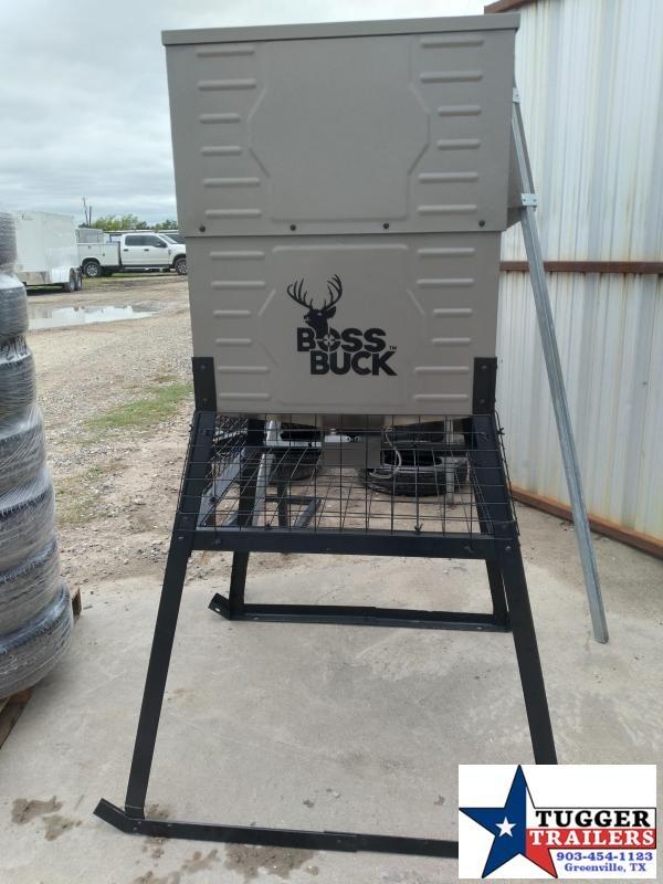 2021 Boss Buck Deer Sled Feeder Other