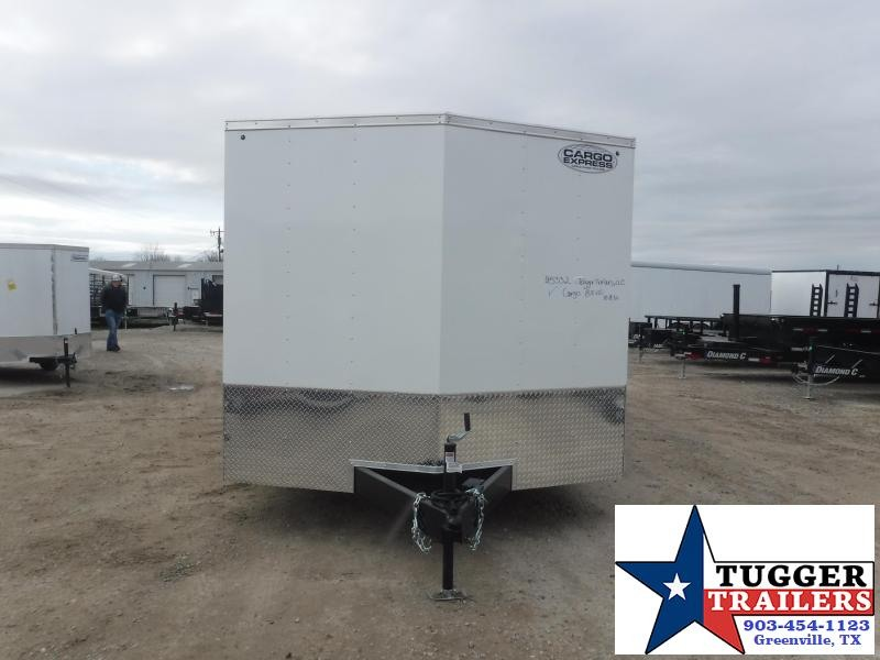 2022 Cargo Express 8.5x20 20ft Auto Enclosed Cargo Mobile Hauler Car / Racing Trailer