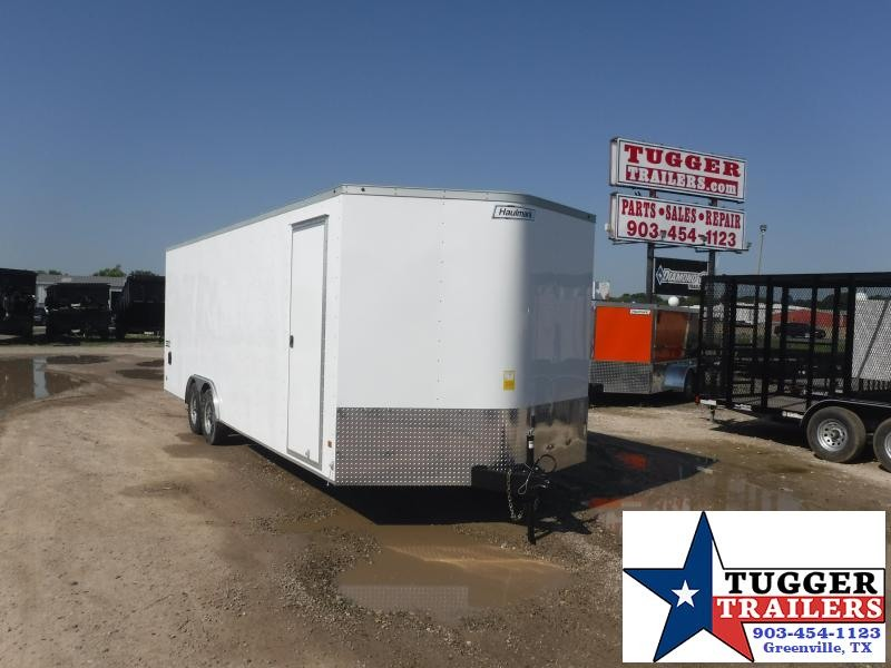 2019 Haulmark Passport Enclosed Auto/ Car Hauler Car / Racing Trailer