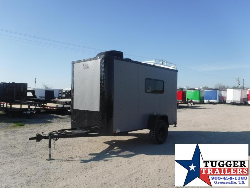 2021 Cargo Craft 6x12 12ft Torsion Utility Work Tool Bike Camping Enclosed Cargo Trailer