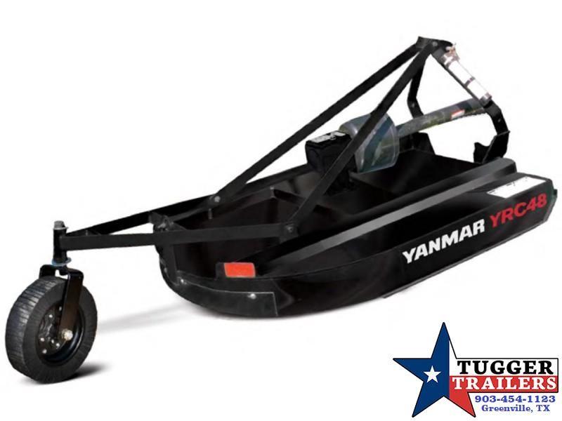 "48"" Yanmar (by Woods Equipment) Rotary Cutter Model YRC48"