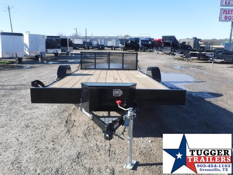 2021 Diamond C Trailers 83x14 14ft UVT Steel Heavy Duty Toy Work Travel Utility Trailer