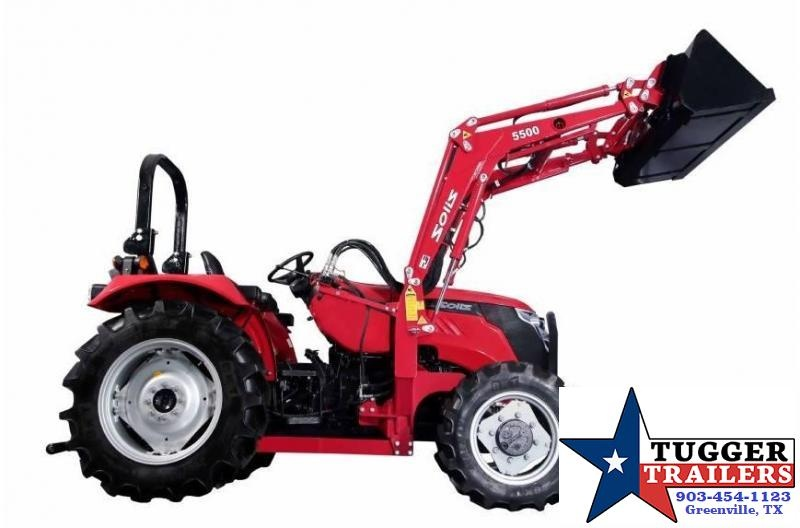 2021 Solis Solis 50 Tractor Farm Work Mow Field Hobby AG Tractor