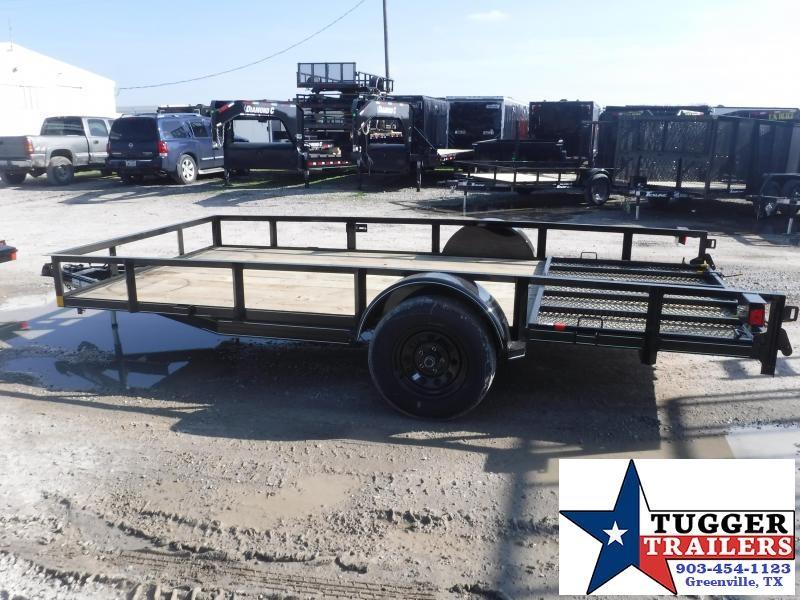 2021 Buck Dandy 83x14 14ft side toy work travel move storage Utility Trailer