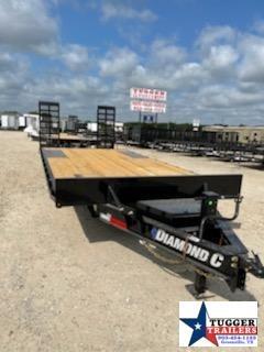 2021 Diamond C Trailers DEC207 Equipment Trailer