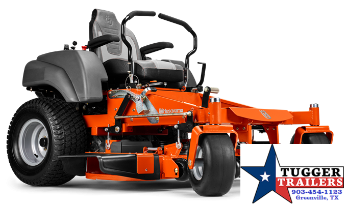 2020 Husqvarna MZ61 Riding Zero-Turn Landscape Tractor Lawn Mowers