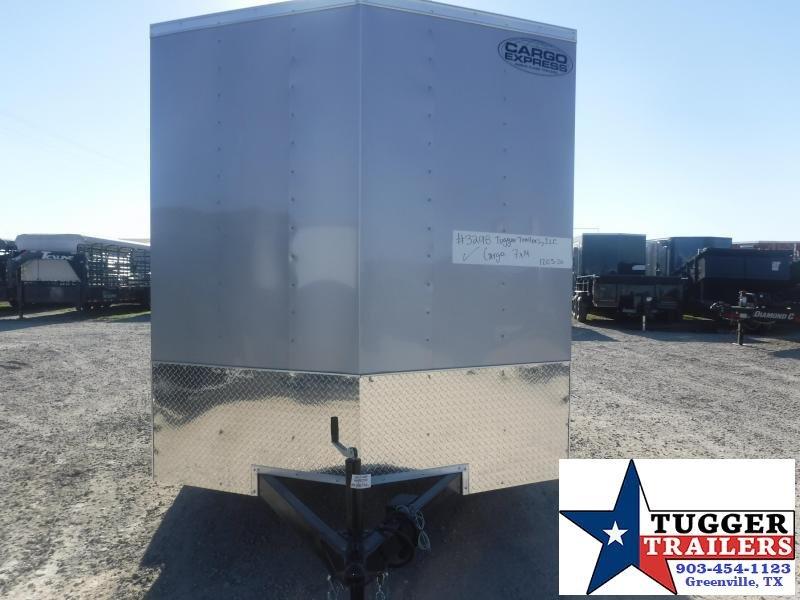 2021 Cargo Express 7x14 14ft Utility Sport Toy Side Move Storage ATV Enclosed Cargo Trailer