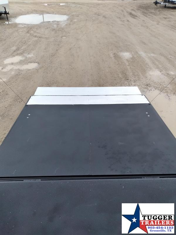 2021 Cargo Craft 8.5x27 27ft Black Out Enclosed Utility Cargo Auto Car / Racing Trailer
