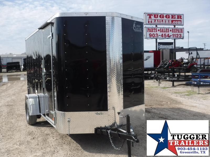 2020 Cargo Craft 6x12 12 ft Enclosed Cargo Trailer