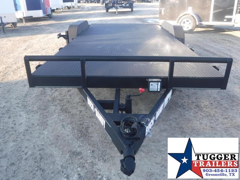 2021 Buck Dandy 83x18 18ft Open Utility Auto Classic Mobil Show Car / Racing Trailer