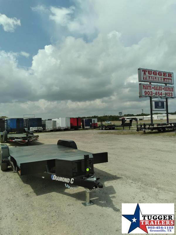 2020 Diamond C Trailers 83x18 18ft Utility Open Auto Classic Hauler Show Car / Racing Trailer