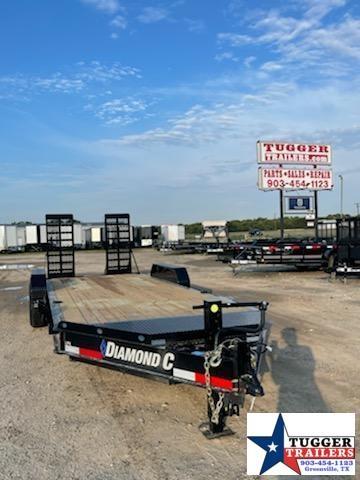 2021 Diamond C Trailers LPX207 Equipment Trailer