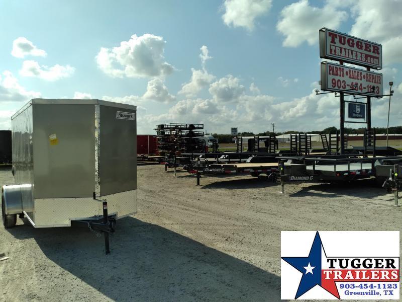 2021 Haulmark 5x10 10ft Passport Utility Work Move Travel Sport Enclosed Cargo Trailer