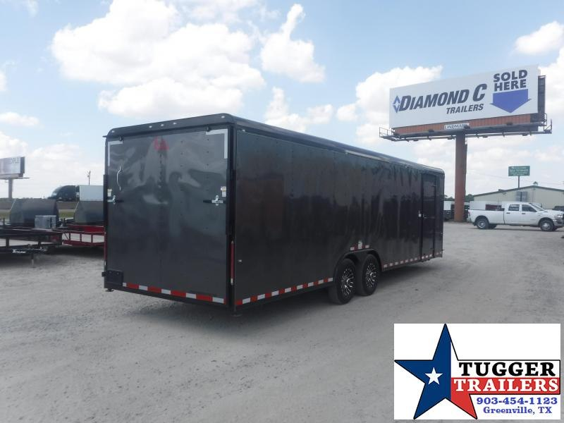 2020 Cargo Craft 8.5x28 28ft Auto Mobile Enclosed Cargo Utility Car / Racing Trailer