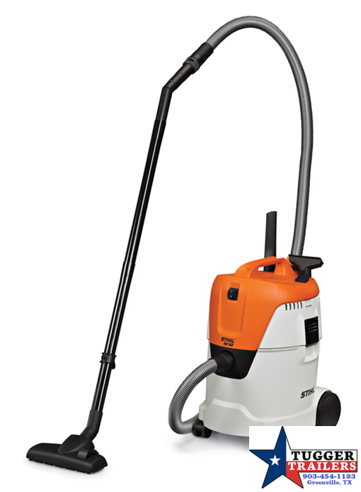 2021 Stihl SE 62 Powerful wet/dry vacuum Lawn Equipment