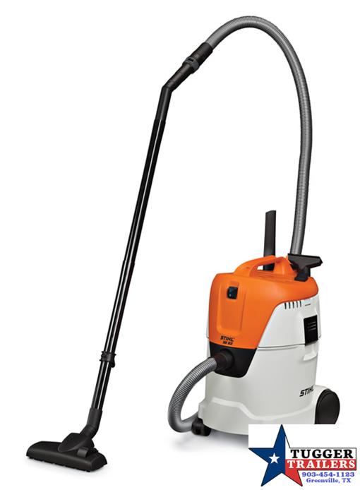 2021 Stihl SE 62 Powerful wet/dry vacuum Lawn Equipment