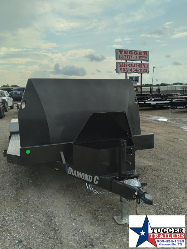 2021 Diamond C Trailers 83x16 16ft Auto Mobile Hauler Classic Utility Car / Racing Trailer