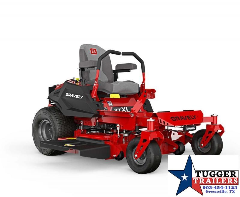 2021 Gravely ZT XL 60 Mow Zero Turn Landscape Lawn Equipment