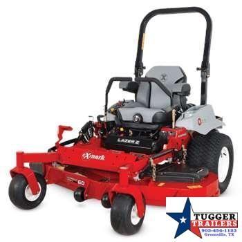 "2021 Exmark LZE 751 52"" Lazer Zero Turn Lawn Mower Landscape Lawn Equipment"