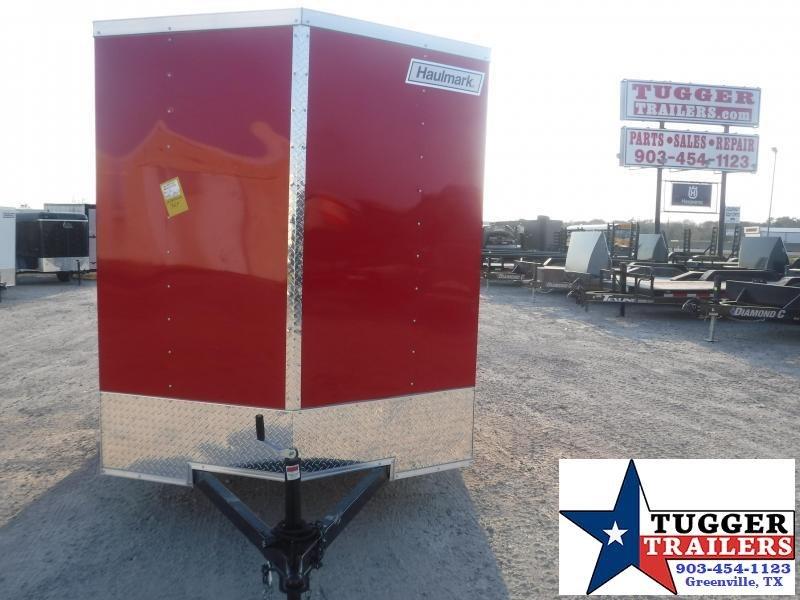 2021 Haulmark 6x10 10ft Sport Move Utility Work Equipment Enclosed Cargo Trailer