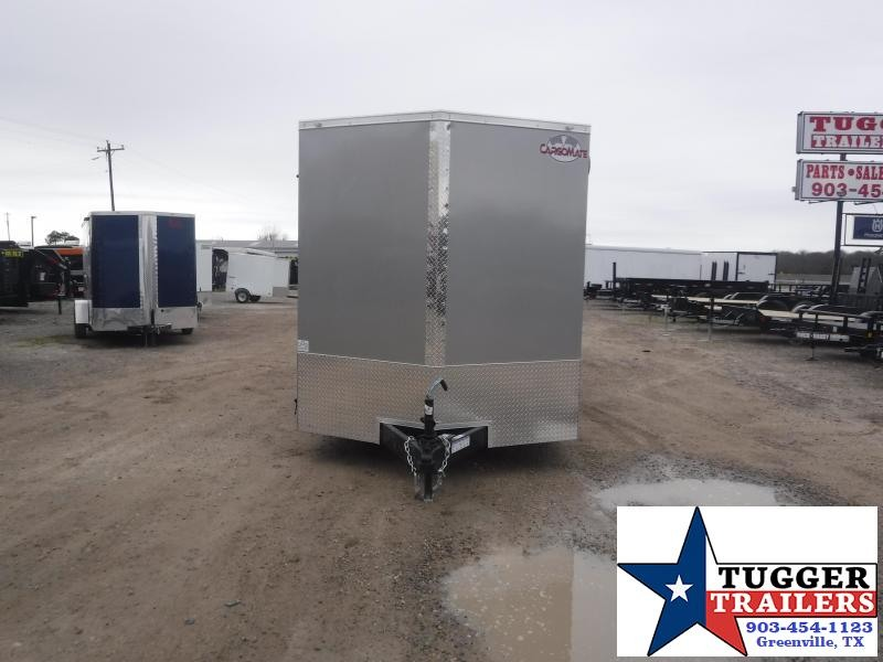 2021 Cargo Mate 7x16 16ft Utility Toy Side ATV Camp Move Bike Enclosed Cargo Trailer