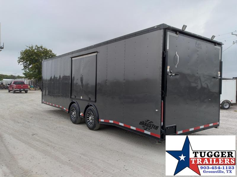 2020 Cargo Craft 8.5x28 Enclosed Cargo Trailer