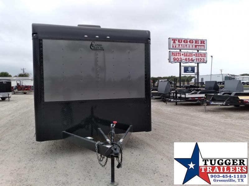 2020 Cargo Craft 8.5x28 Enclosed Cargo Trailer