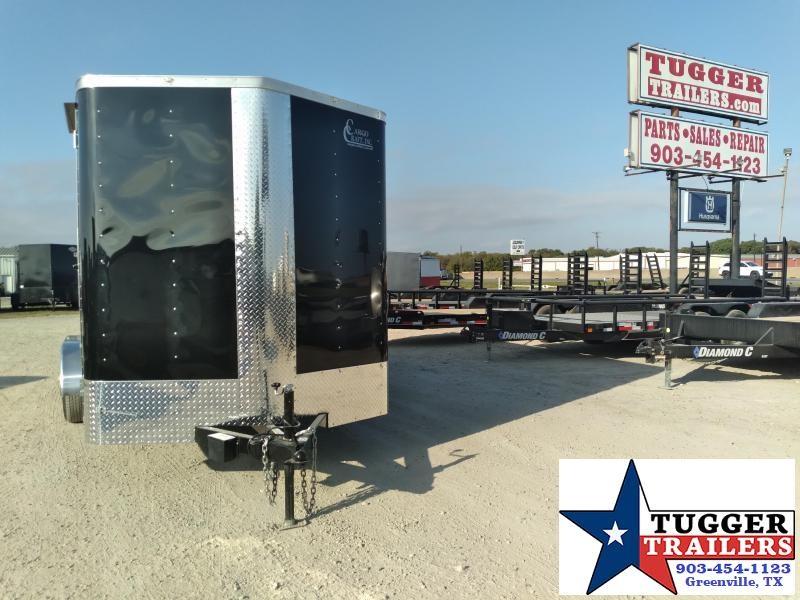 2021 Cargo Craft 7x16 Box Toy Lawn Tool Enclosed Cargo Trailer
